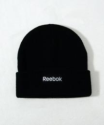 Reebok(リーボック)の【Reebok/リ−ボック】ロゴ刺繍 ニットキャップ(ニットキャップ/ビーニー)
