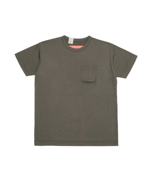 SPRING2021 POCKET T-SHIRT
