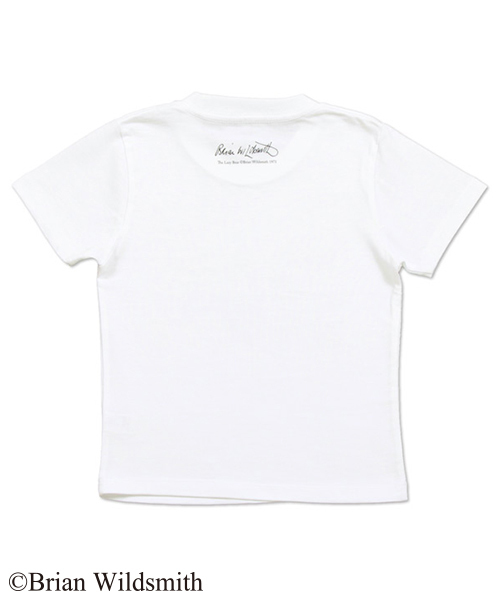 ブライアンワイルドスミスキッズTシャツ/ザレイジーベア