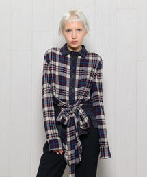 <rag & bone>MULTI CHECK SHIRT/シャツ.