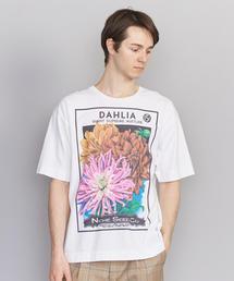 <Niche.> DAHLIA T/Tシャツ