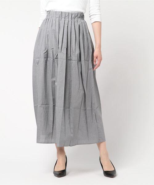 【通販 人気】 tuck jupe(スカート) MidiUmi(ミディウミ)のファッション通販, ROYAL MOON:51051dc2 --- rise-of-the-knights.de