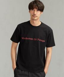 [マンハッタンポーテージ]Manhattan Portage リフレクター プリント Tシャツ