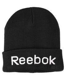 Reebok(リーボック)の【Reebok/リ−ボック】デカロゴ刺繍 ニットキャップ(ニットキャップ/ビーニー)