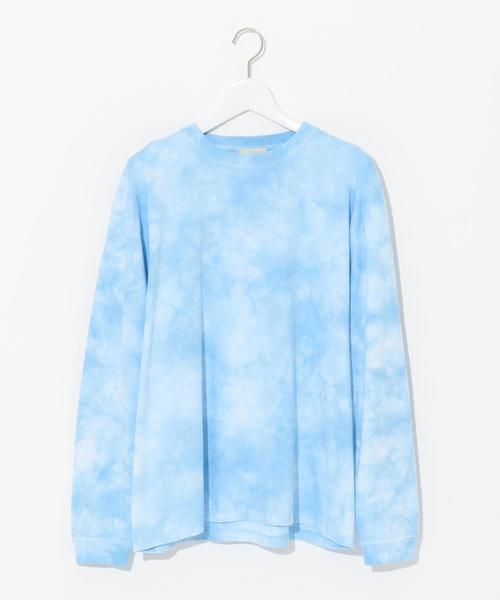 『 BRACTMENT ( ブラクトメント ) 』 HMN ムラ染め Tシャツ カットソー