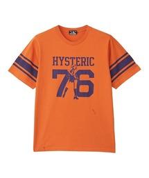 HYS 76 Tシャツオレンジ