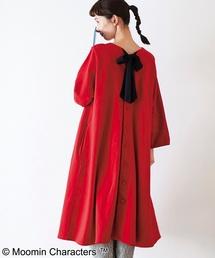 MOOMIN(ムーミン)のサニークラウズ リトルミイ 赤いワンピース〈レディース〉(ワンピース)