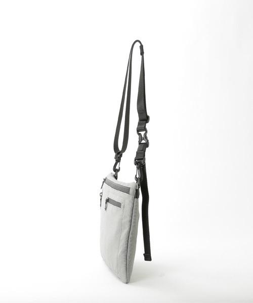 オティアス Otias / ジャージー×止水ファスナー サコッシュ/ミニショルダーバッグ