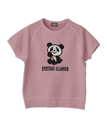 RAINBOW PANDA刺繍スウェット