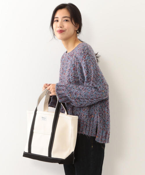 <ORCIVAL>●キャンバス トートバッグ