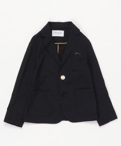 【福袋セール】 ARCH&LINE/ トロピカルウール ジャケット/ (115~145㎝)(テーラードジャケット)|こども ジャケット ビームス(コドモビームス)のファッション通販, nabemitsu:2a4d7db1 --- wm2018-infos.de