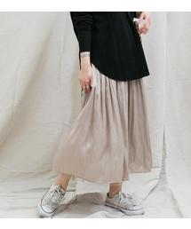 CAPRICIEUX LE'MAGE(カプリシューレマージュ)のチュールリバスカート(スカート)