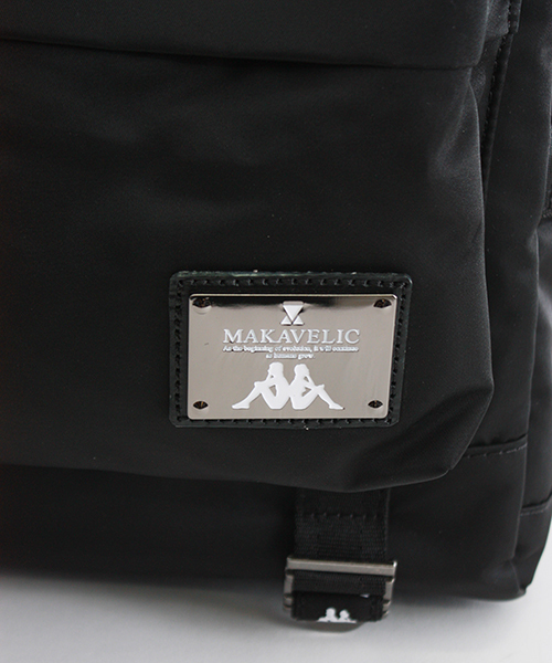 MAKAVELIC×Kappa ROUND BACKPACK