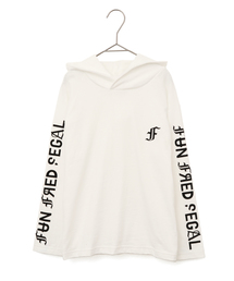 89185dfc10402 FUN Fred Segal(ファンフレッドシーガル)の「フードTシャツ(Tシャツ