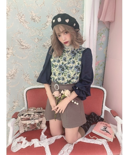 Swankiss(スワンキス)の「HS gorgeous TOPS(その他トップス)」|詳細画像