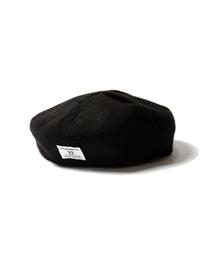 VIRGOwearworks(ヴァルゴウェアワークス)のVG BERET(ハンチング/ベレー帽)