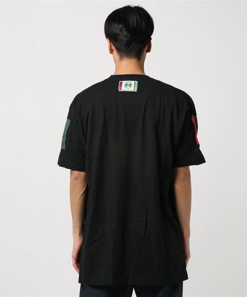 【CROSS COLORS / クロスカラーズ】LOGO Tシャツ