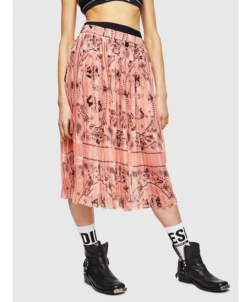 激安特価 【セール】レディース スカート スカート 花柄ジョーゼットフェミニンスカート(スカート) DIESEL(ディーゼル)のファッション通販, PECOTI(ペコチ):a33fdab8 --- blog.buypower.ng