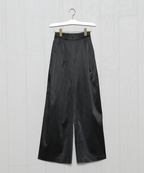 <VANITY NAP>SATIN WIDE PANTS/パンツ.