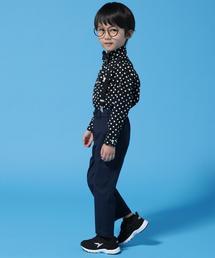 【卒入学式にもおすすめ・coen キッズ / ジュニア】ストレッチチノアンクルパンツ(100〜150cm)