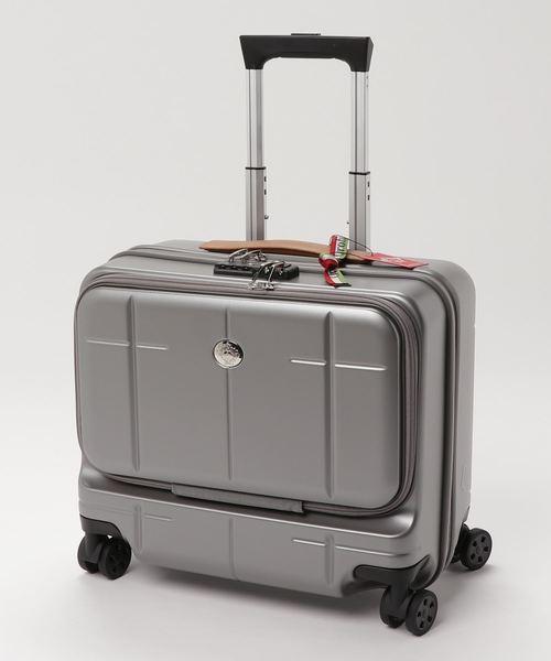 上等な オロビアンコ 横型キャリーケース 100席以上機内持ち込み可能サイズ 33L, ファヴォリ favori 0524b01f
