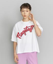 <bibmilk>ワイドプリントTシャツ