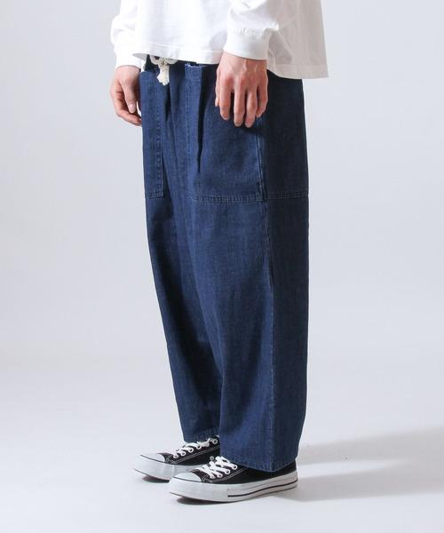 おすすめ 【セール】19秋冬新作/ワイドデニムパンツ/バルーンパンツ/ビッグシルエット/韓国ブランドセレクト/2019AW/NEWMODEL(デニムパンツ)|CALIFORNIA OUTFITTERS(カリフォルニア アウトフィッターズ)のファッション通販, メンズショップオオシマ:960e403f --- strange.getarkin.de