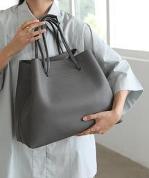 【chuclla】2way large tote-bag cha135グレー