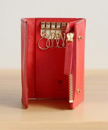 sot(ソット)のミネルバボックスレザー コインケース付キーケース(キーケース/キーアクセサリー)