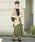 LOWRYS FARM(ローリーズ ファーム)の「ケーブルロングカーディガン 805089(カーディガン)」 詳細画像