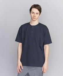 <DESCENTE PAUSE> HENLY NECK TEE/Tシャツ