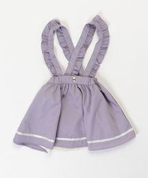 8ab9d165bb863 axes femme(アクシーズファム)の「バックティアードスカート(スカート)」