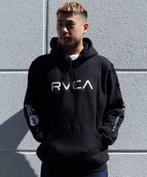 RVCA(ルーカ)のRVCA PATCH RVCA HOODIE(パーカー)