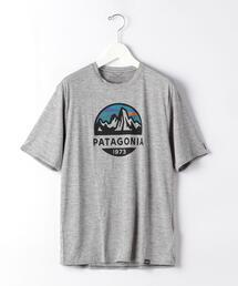 [ パタゴニア ] ★ patagonia 17 キャプリーン クール デイリー グラフィック シャツ Tシャツ