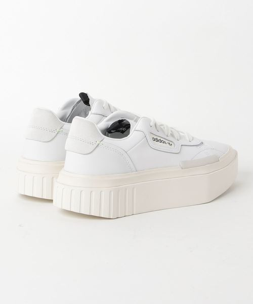 adidas アディダス HYPERSLEEK W ハイパースリーク G54050 WHITE/WHITE