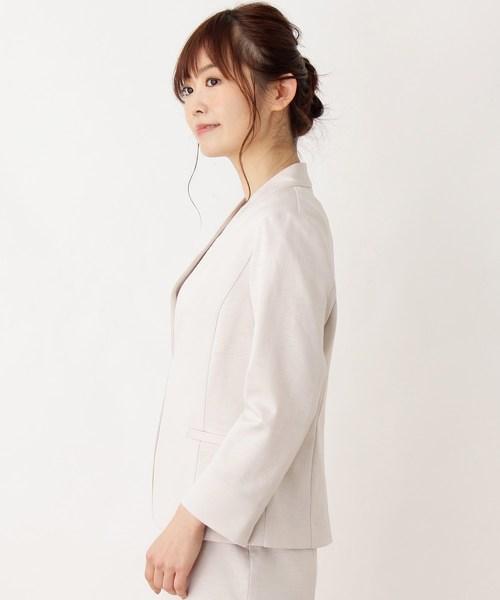 【WEB限定サイズあり】ラミーミラノリブ テーラードジャケット