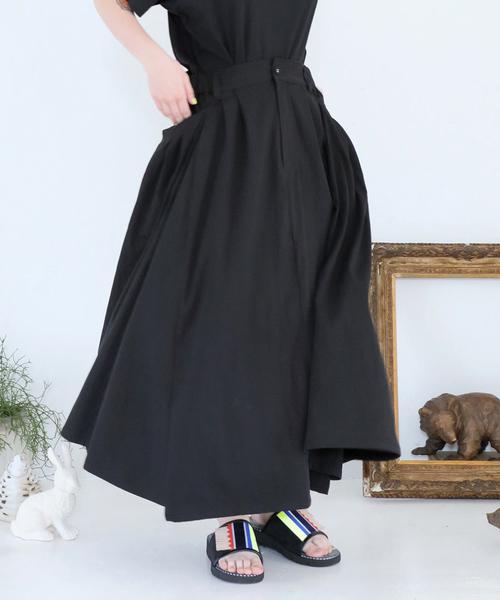 【超歓迎された】 2020春夏 二重人格ボリュームスカート(スカート) bedsidedrama(ベットサイドドラマ)のファッション通販, booth:87271f8a --- fahrservice-fischer.de