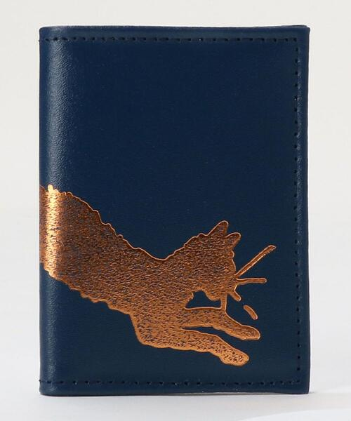 <ARK> L CAT CARD HOLDER カードホルダー
