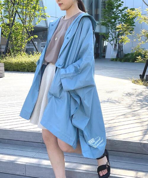 【Traditional Weatherwear/トラディショナル ウェザーウェア】ポンチョコート