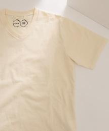 JOURNAL STANDARD(ジャーナルスタンダード)の【WEB限定】USコットン VネックTシャツ/UV加工 汗染み防止#(Tシャツ/カットソー)