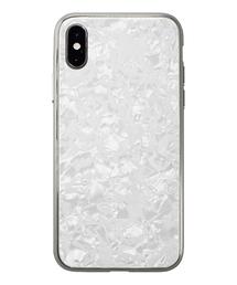 35f7c49010 UNiCASE(ユニケース)の「【iPhoneXS/X ケース】Glass Shell Case(