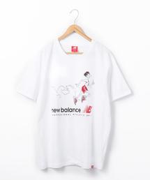 New Balance(ニューバランス)アスレチックスローバックプリントTシャツ