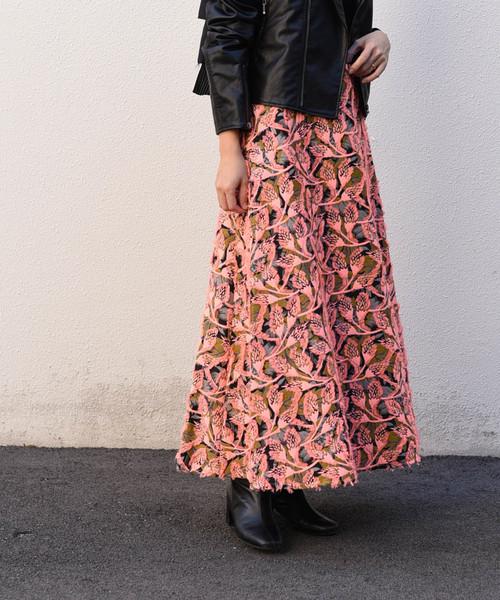 品質は非常に良い 【Eimee& Eimee Law Law】フリンジジャガードフレアSK(スカート)|Eimee Law(エイミーロウ)のファッション通販, アグリファーム高知:212070e5 --- wm2018-infos.de