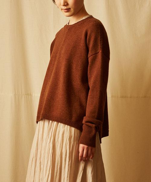 【正規品】 knitted pullover, 豊科町 acc7208f