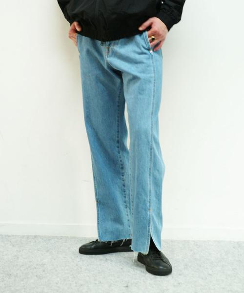 激安直営店 KAIKO PANT BUG BUG DENIM PANT FULL FULL WASH(デニムパンツ)|KAIKO(カイコー)のファッション通販, 松茂町:80299a87 --- ahead.rise-of-the-knights.de