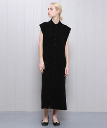<AURALEE>KNIT LONG DRESS/ワンピース.