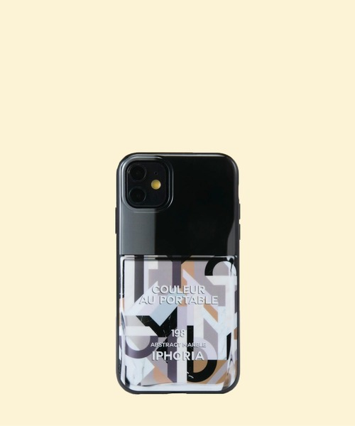 【IPHORIA アイフォリア】 アイフォンケース Case for Apple iPhone 11 - Nail polish collection