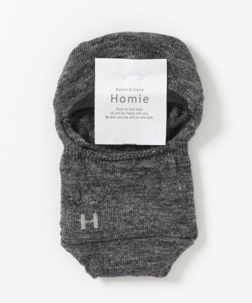 【 Homie / ホミー 】 LINEN FOOT WEAR  H-046・・