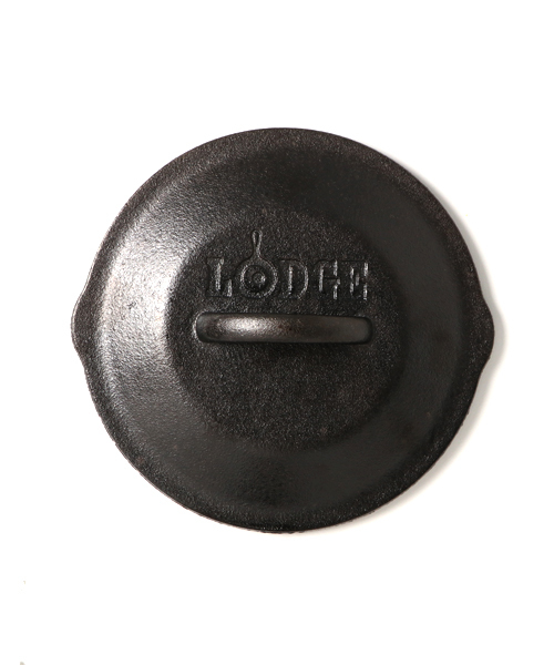 collex(コレックス)の「【LODGE 】 61/2スキレットカバー(キッチンツール)」|ブラック
