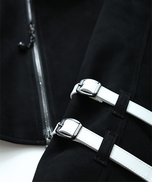 SHEEP LEATHER SHORT RIDERS